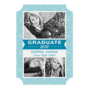 Banner Graduate -Graduation Announcement